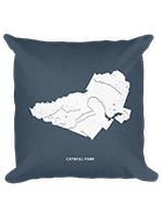 Your Favorite National Park On A Pillow