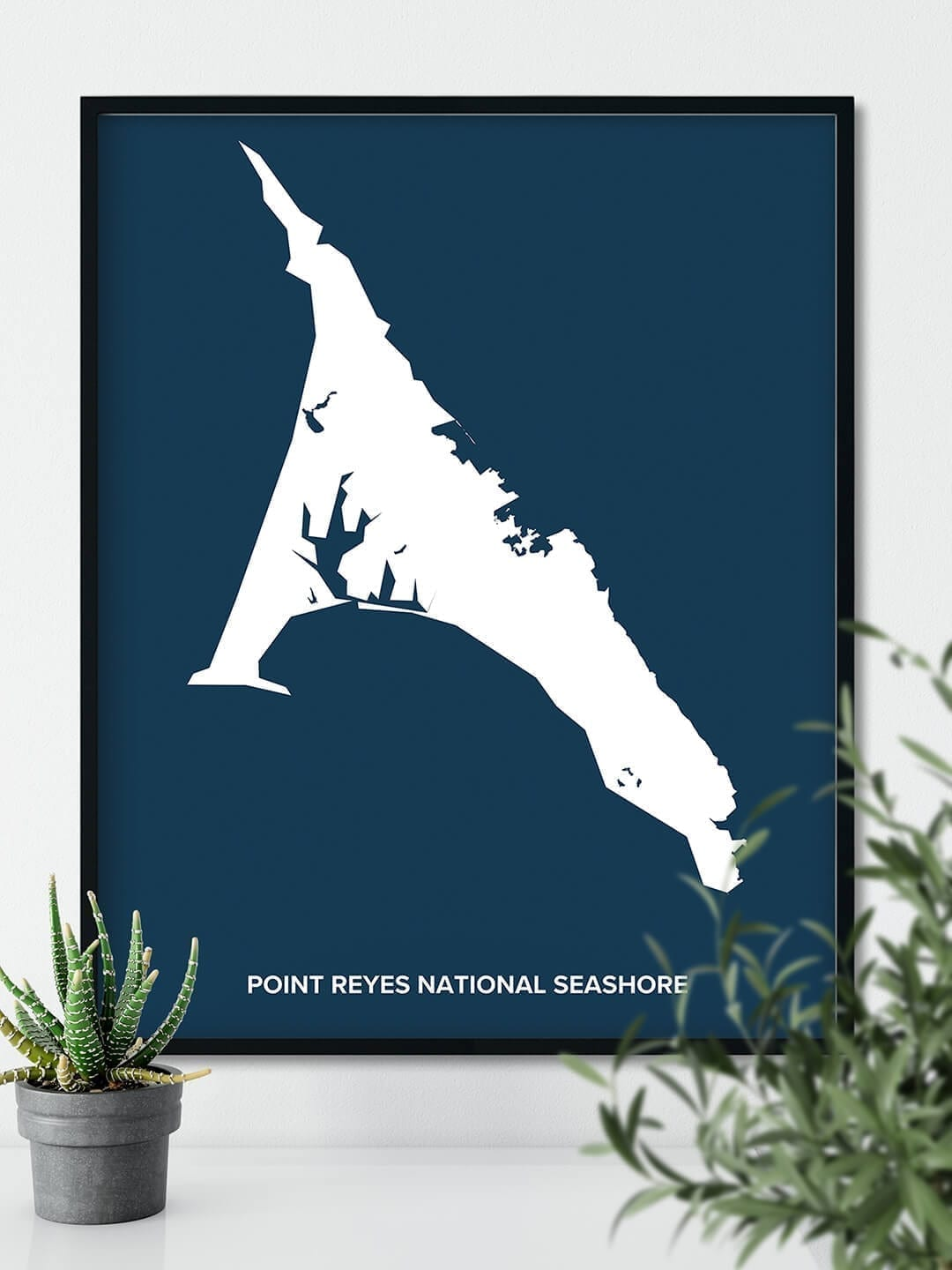 Point Reyes National Seashore Wall Art Print