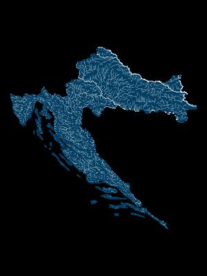 croatia_rivers_watersheds_