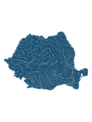 romania_rivers_watersheds_positive_prints