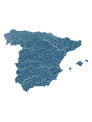 spain_rivers_watersheds_positive_prints