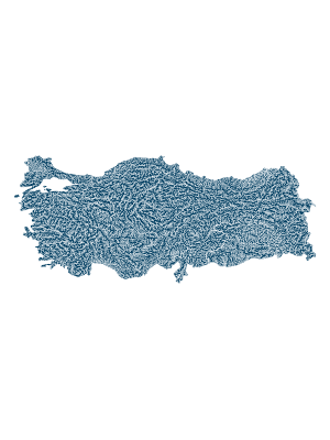 turkey_rivers_watersheds_