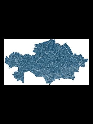 kazakhstan_rivers_poster_positive_prints_