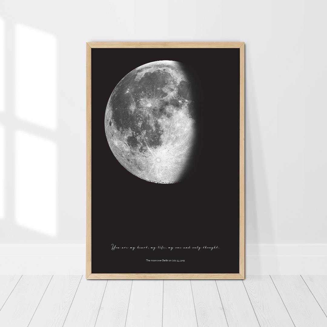 Birthday Moon Phase