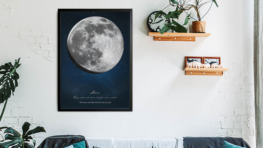 what moon phase was i born in
