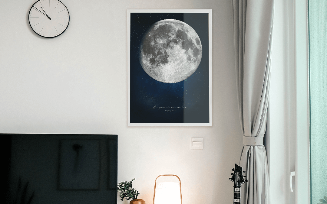 Beautiful Moon Quotes to Put on Your Wall Decor