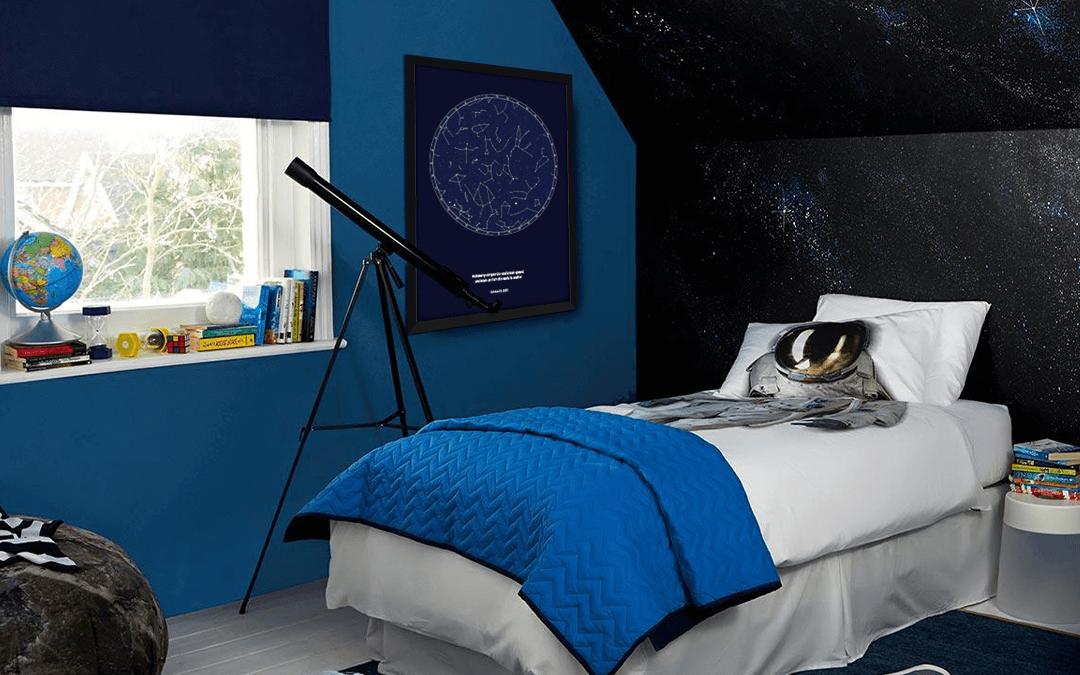Um mapa estelar é uma representação das estrelas no céu em qualquer data determinada.