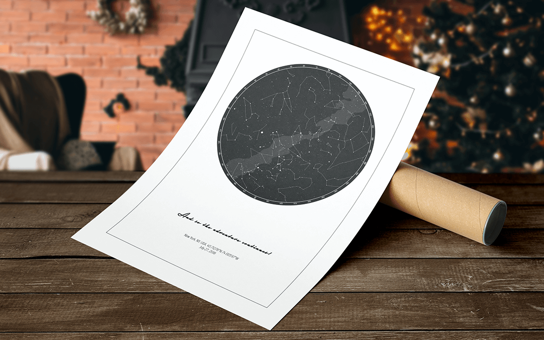 What Do You Write on a Star Map