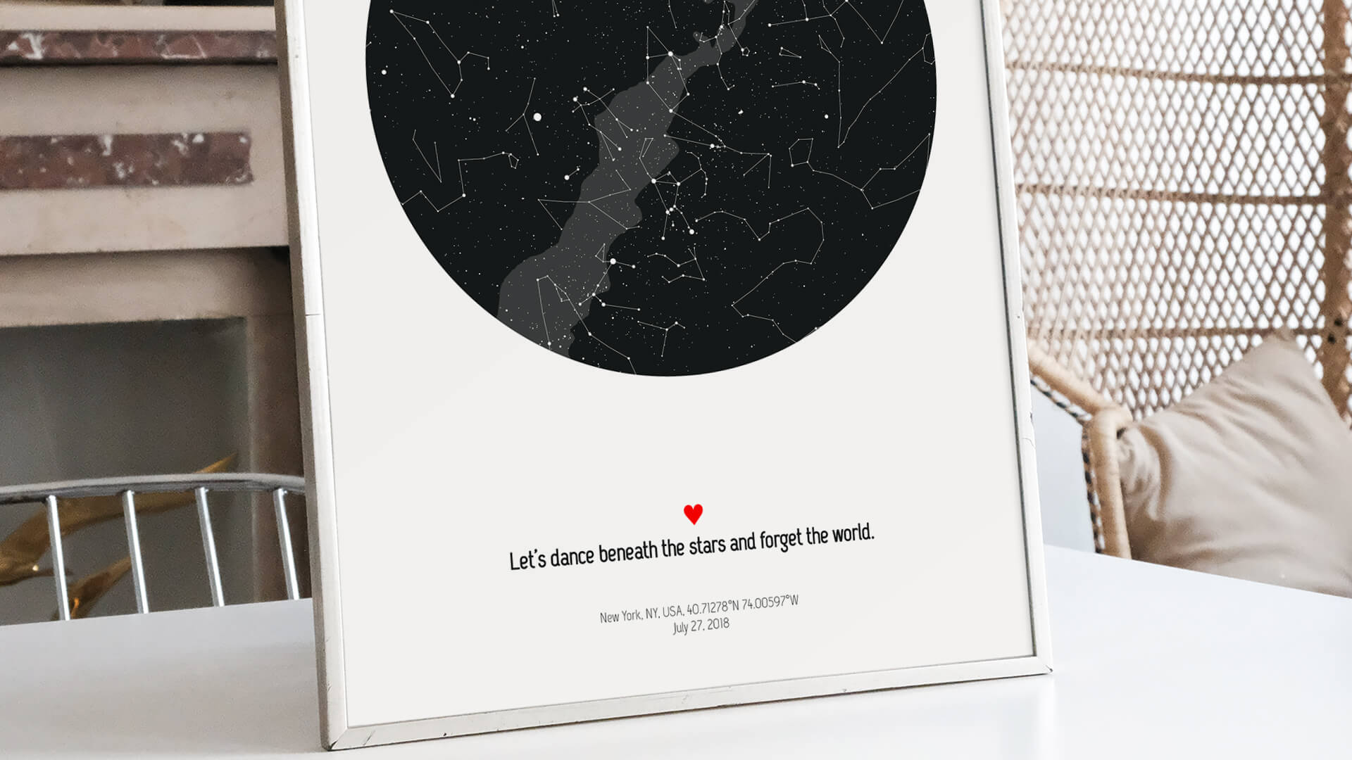 star map quotes