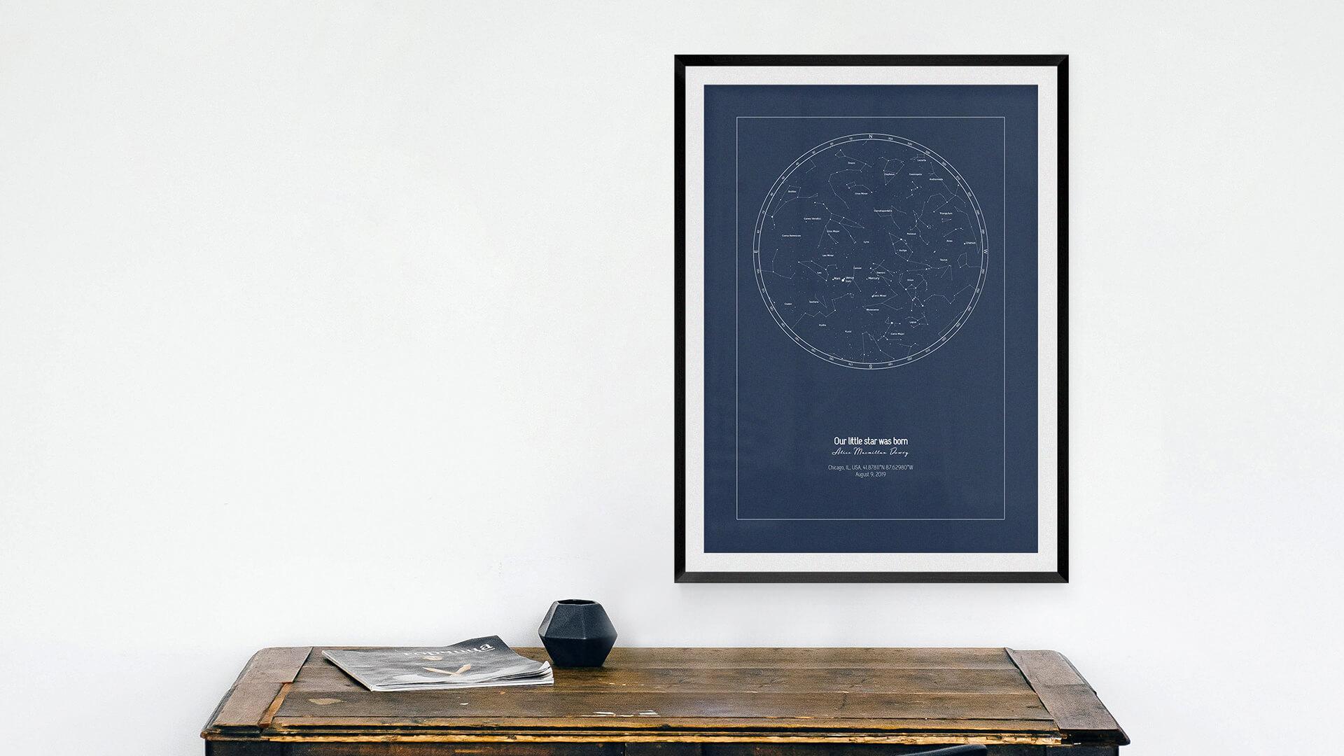 star map generator
