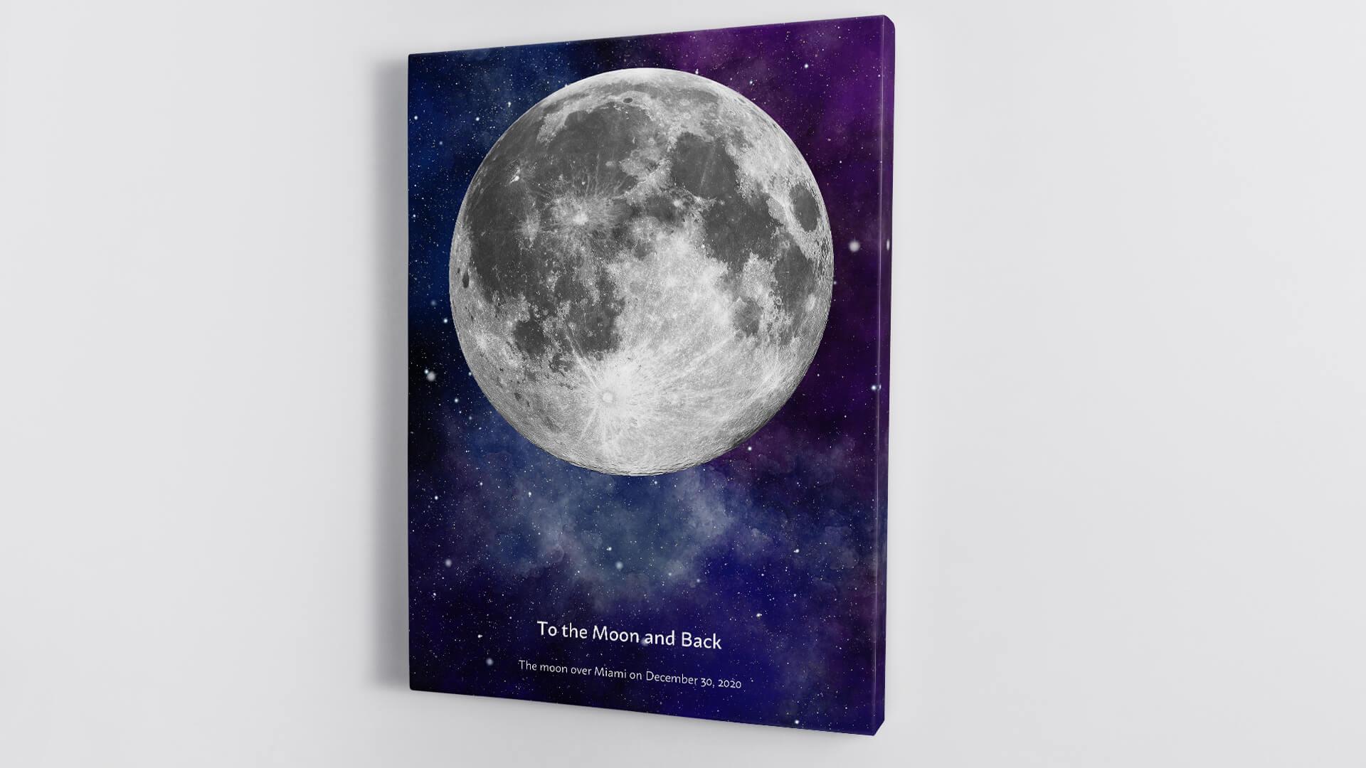 born on a full moon
