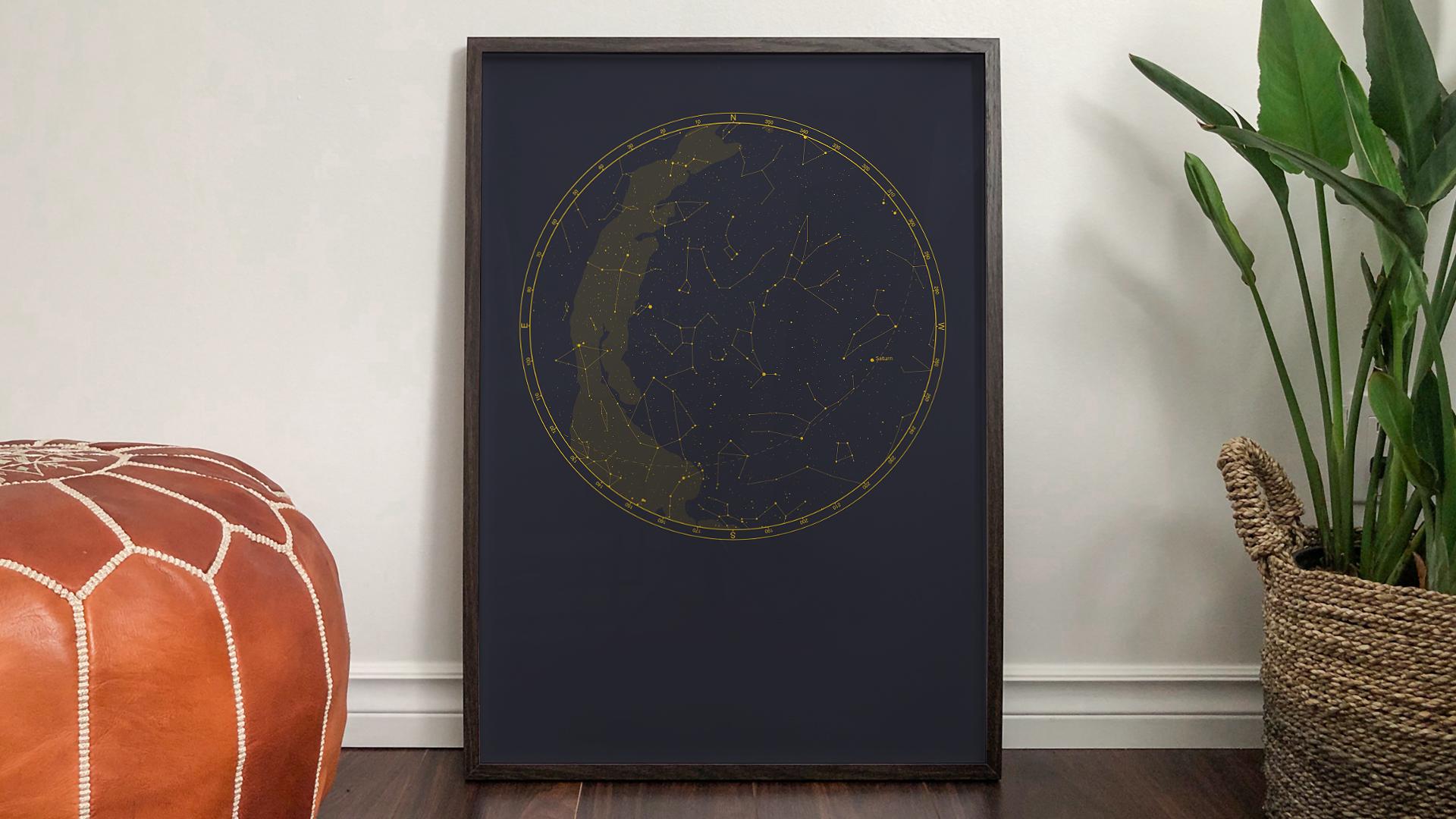 sky chart