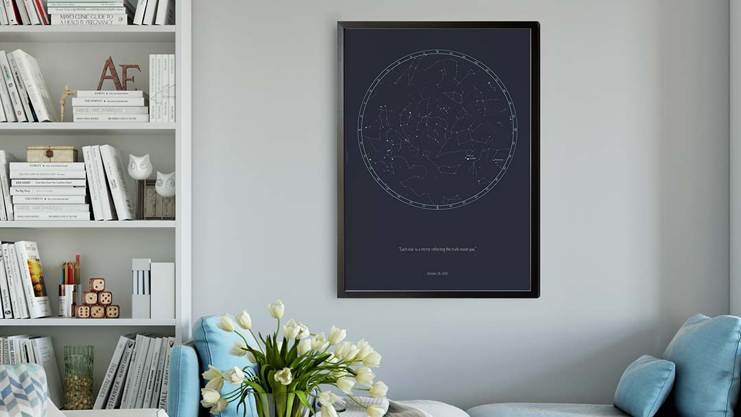 star map gift