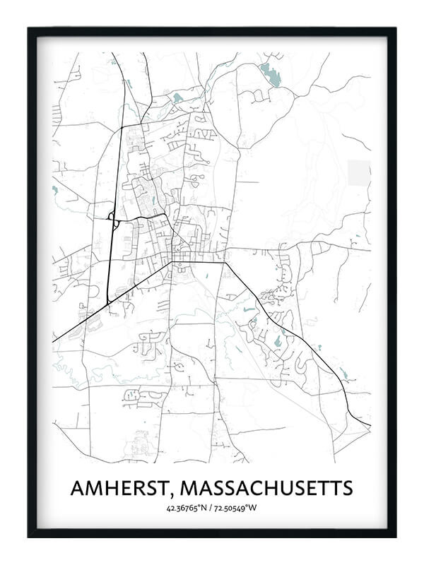 Amherst poster