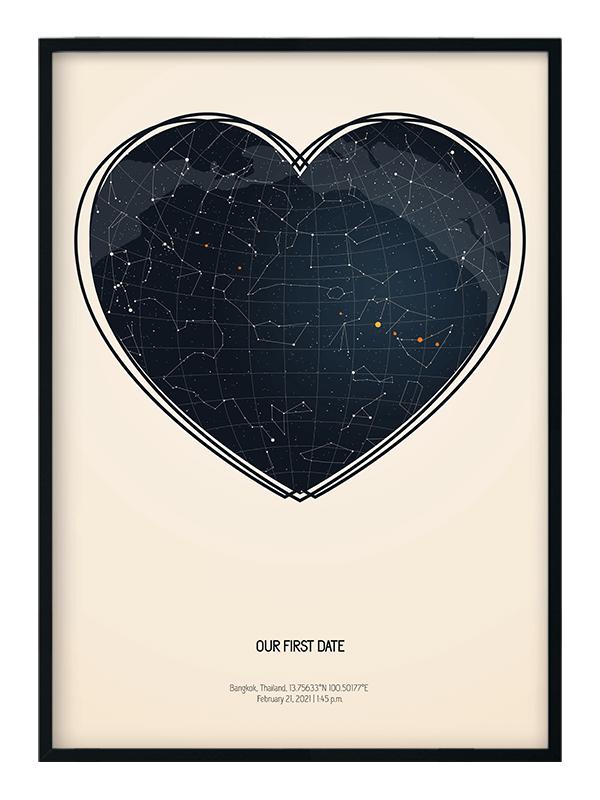 Stars the Night We Met