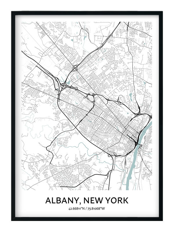 Albany poster