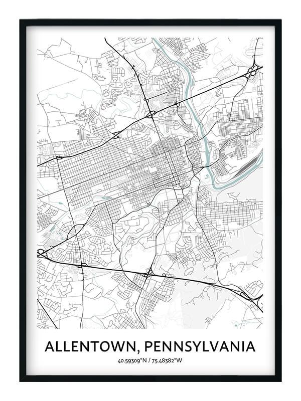 Allentown poster