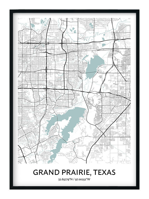 Grand Prairie poster