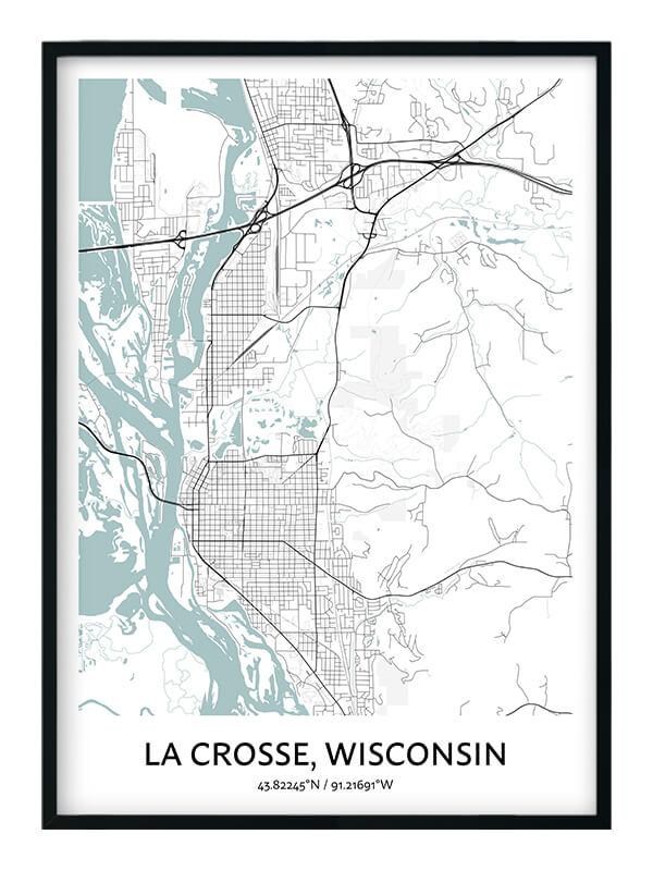 La Crosse poster