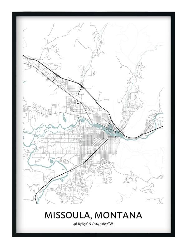 Missoula poster