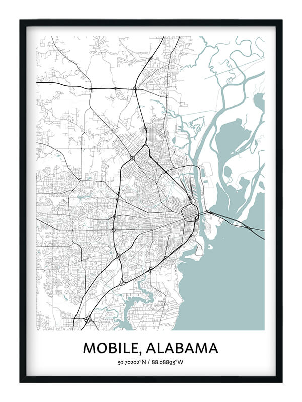 Mobile poster