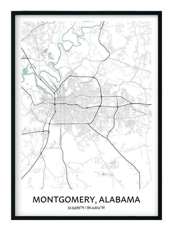 Montgomery poster