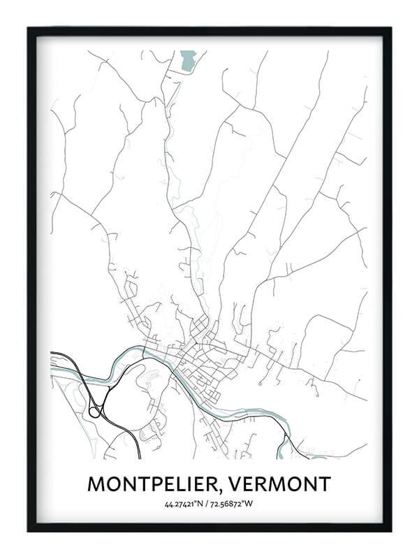 Montpelier poster
