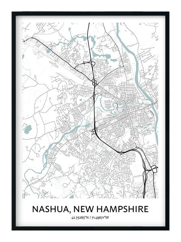 Nashua poster