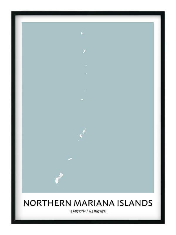 Northern Mariana Islands poster