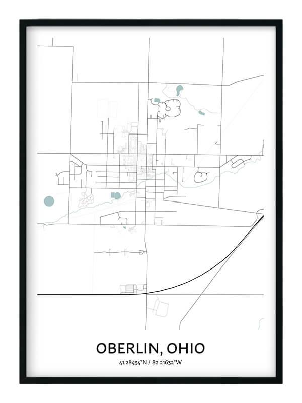 Oberlin poster