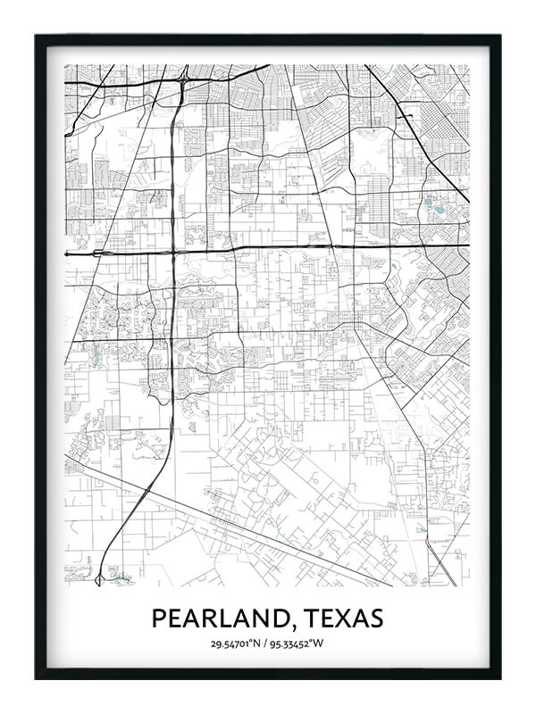 Pearland poster