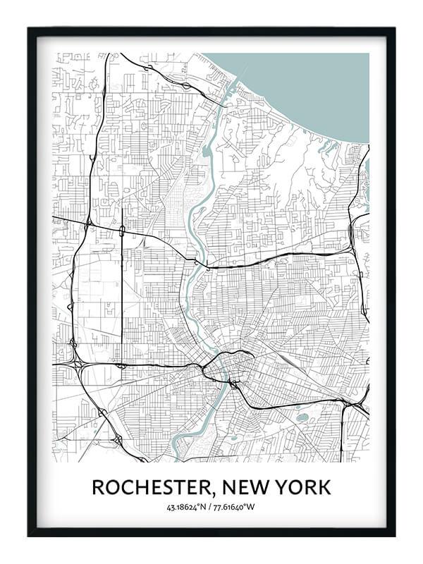 Rochester poster