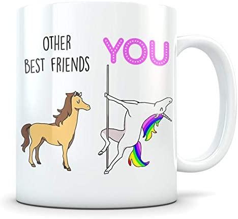 Funny Mug - Funny Friendship anniversary gift