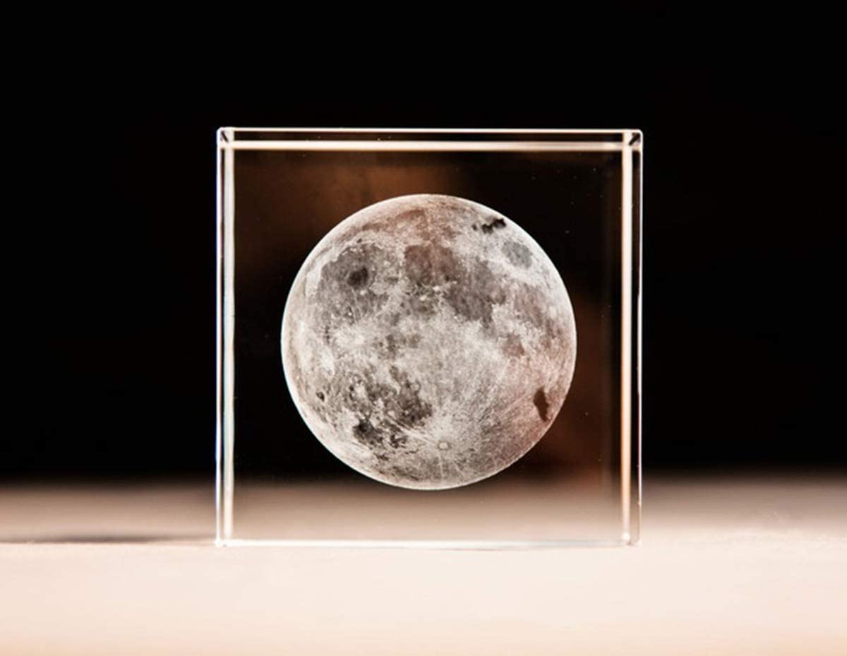 Moon Paperweight
