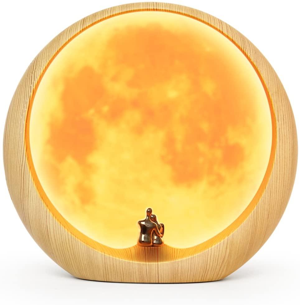 Moon Ambient Light DIY