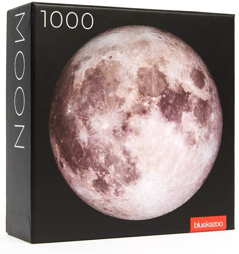 Moon 1000-Piece Jigsaw Puzzle