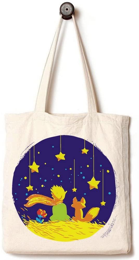 The Little Prince Cotton Bag