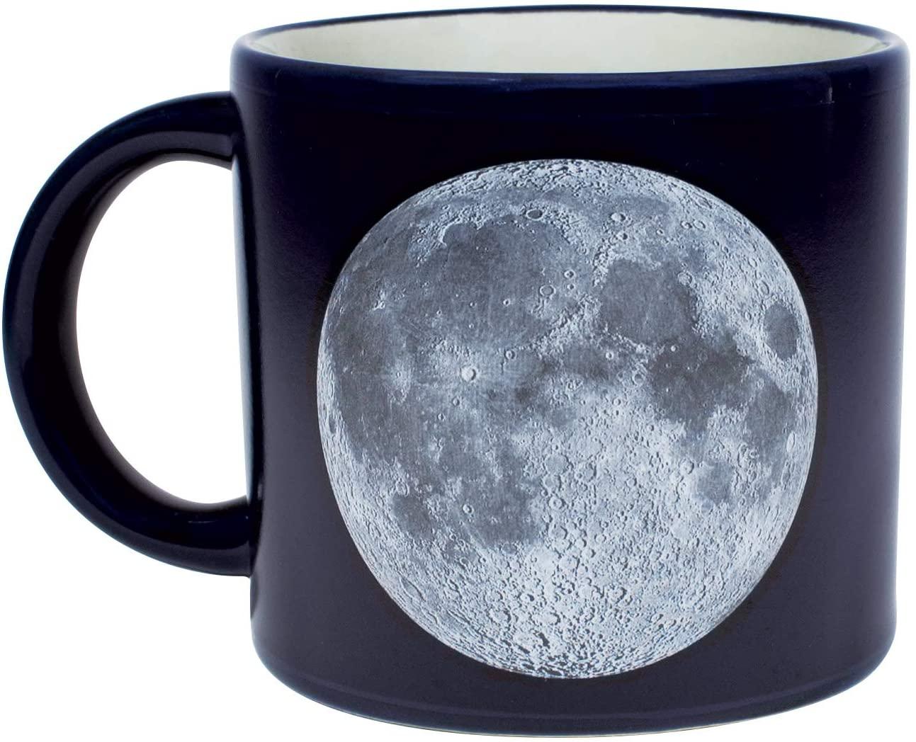 Heat Changing Moon Mug