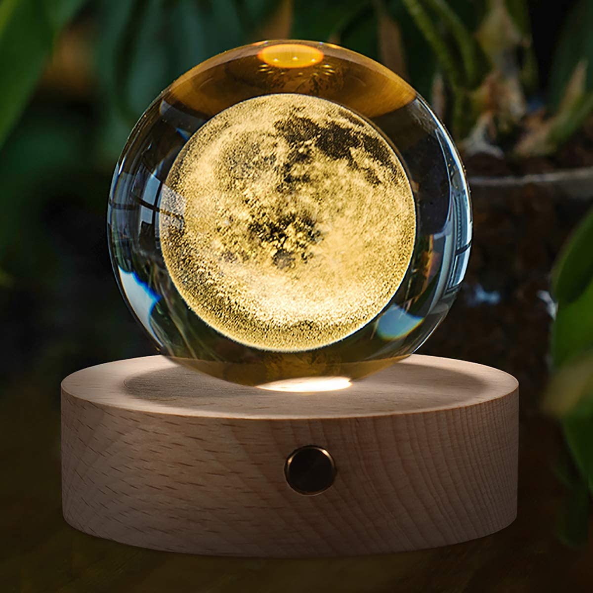 Moon Crystal Ball