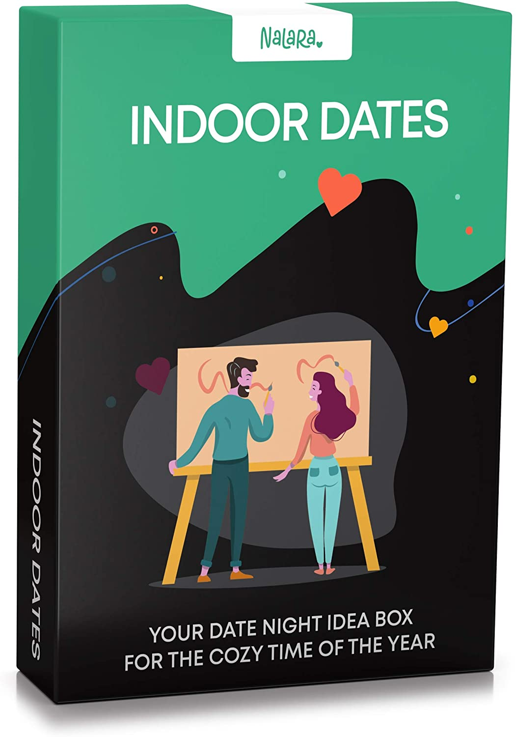Indoor Dates Kit for Couples