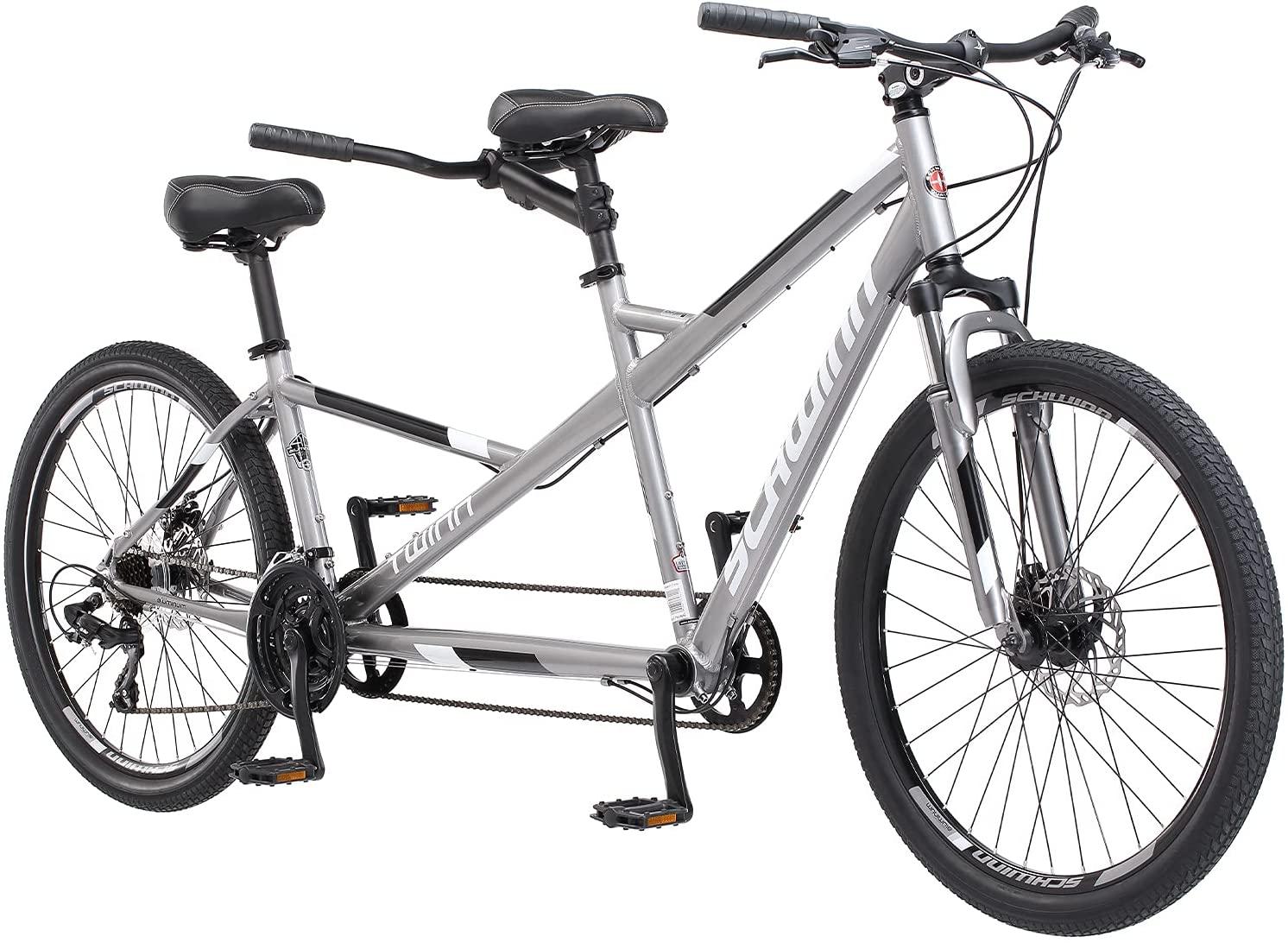 Classic Tandem Bike