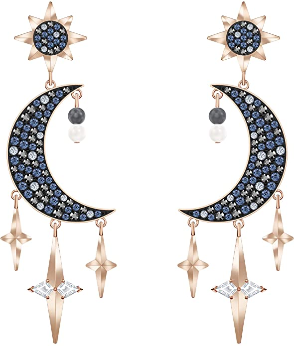 Moon Earrings - Unique Moon Gift for Her