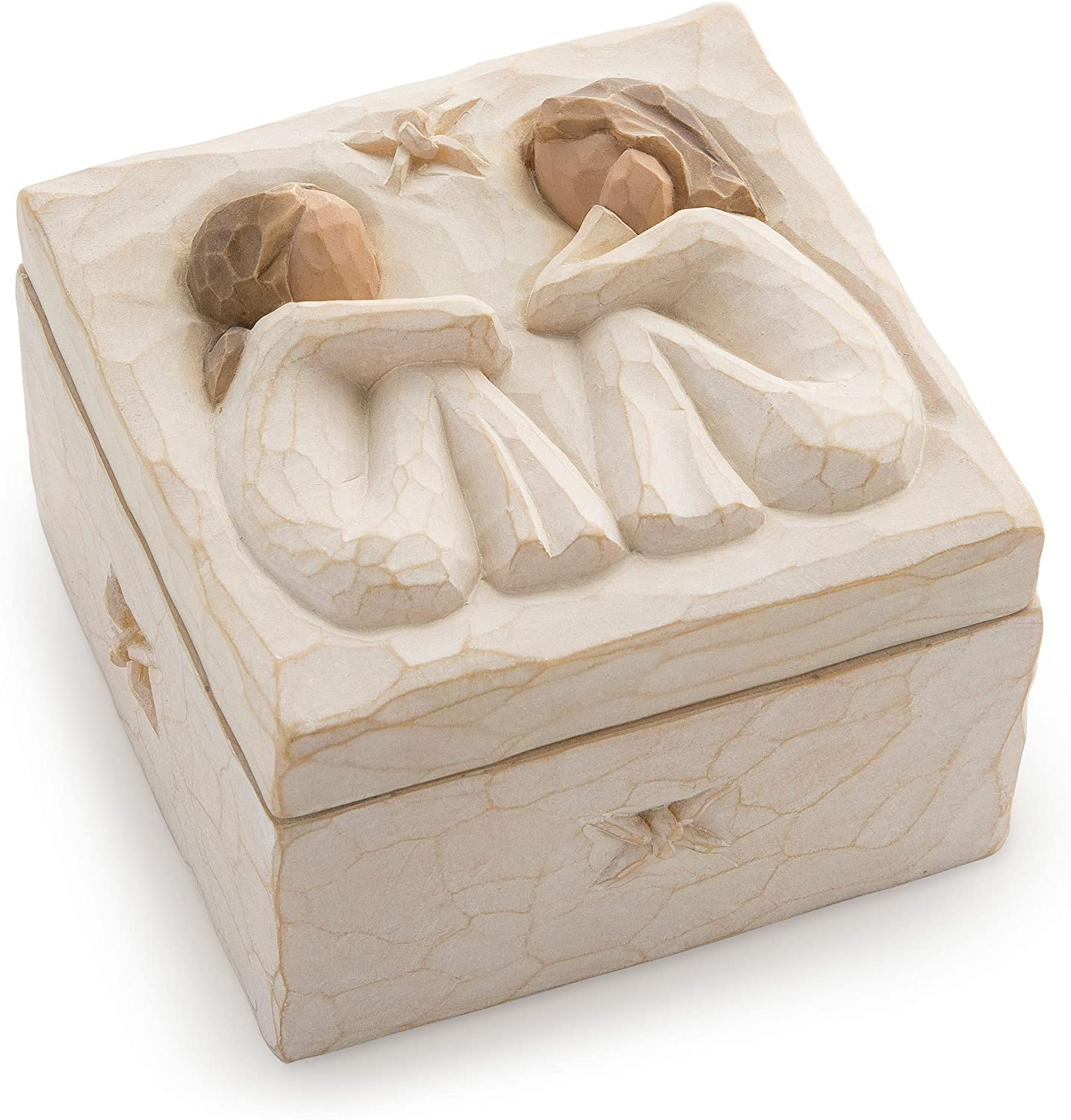 Willow Tree Wooden Box