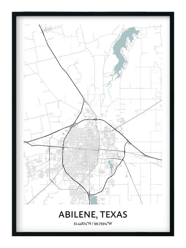 Abilene poster