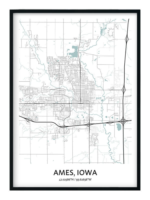 Ames poster