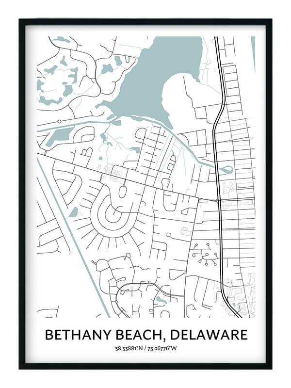 Bethany Beach poster