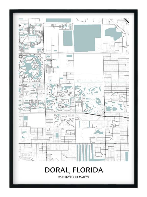 Doral poster
