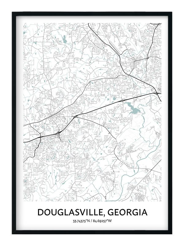 Douglasville poster