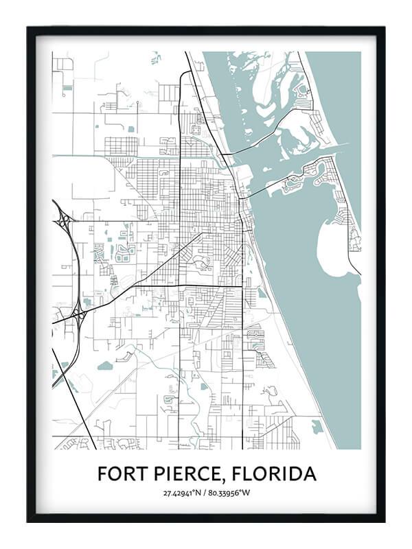 Fort Pierce poster
