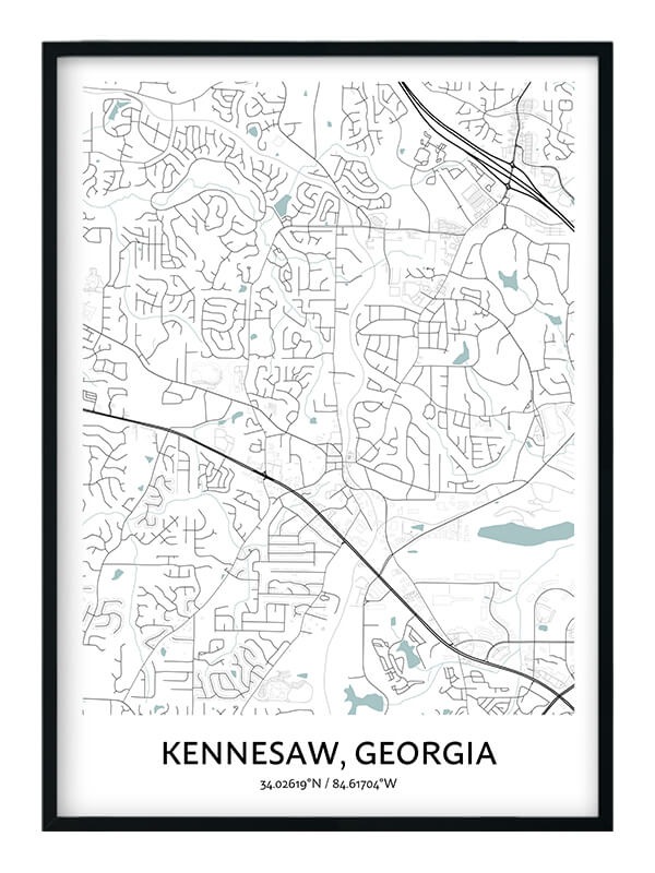 Kennesaw poster